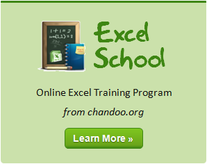 Excel School: Online Excel & Dashboards Training Program