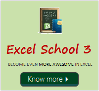 Excel School Online Training Program